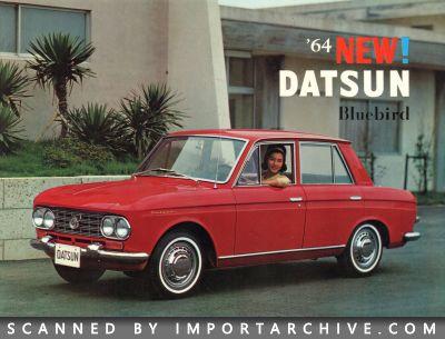 download Datsun 410 1964 workshop manual