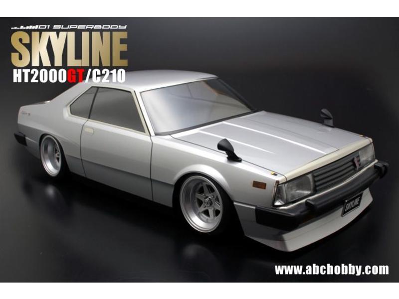 download Datsun SkyLine C210 Manjual workshop manual