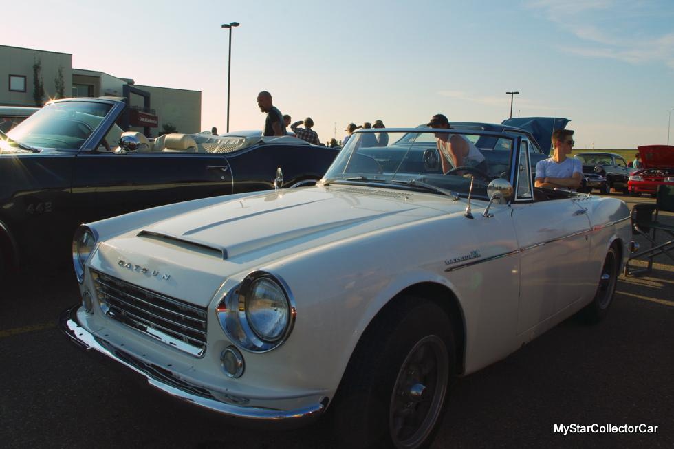 download Datsun Sports Car 1600 Through workshop manual
