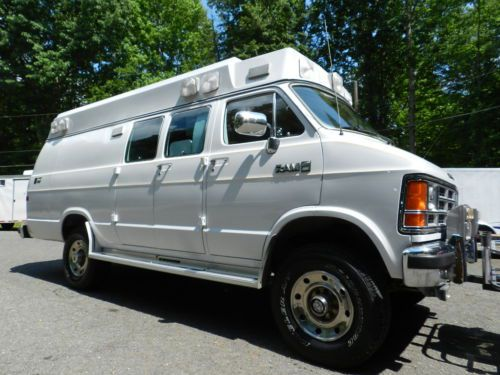 download Dodge B350 workshop manual
