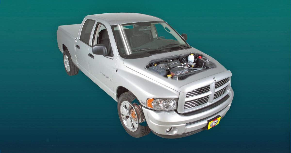download Dodge RAM 2500 workshop manual