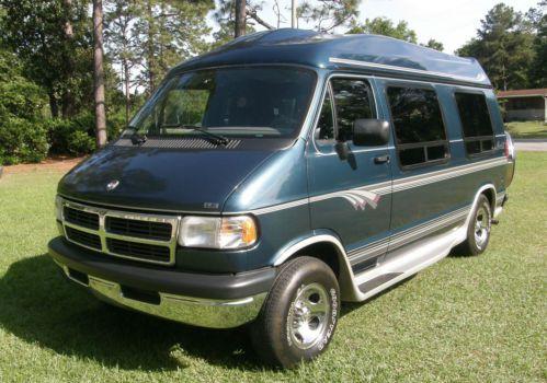 download Dodge Ram Van B2500 96 workshop manual