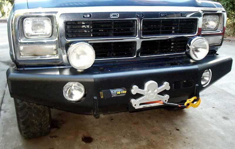 download Dodge W150 W250 W350 workshop manual