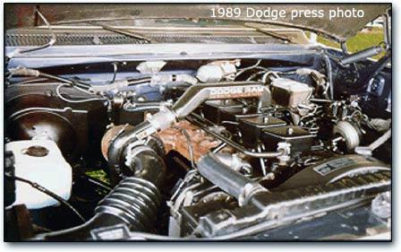download Dodge W250 Ramcharger workshop manual