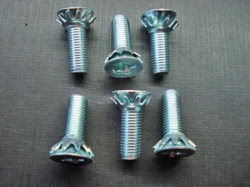 download Door Hinge Screw 5 16 24 X 1 Ford Closed Car workshop manual