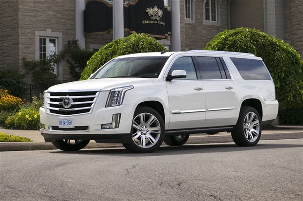 download ESCALADE ESV workshop manual