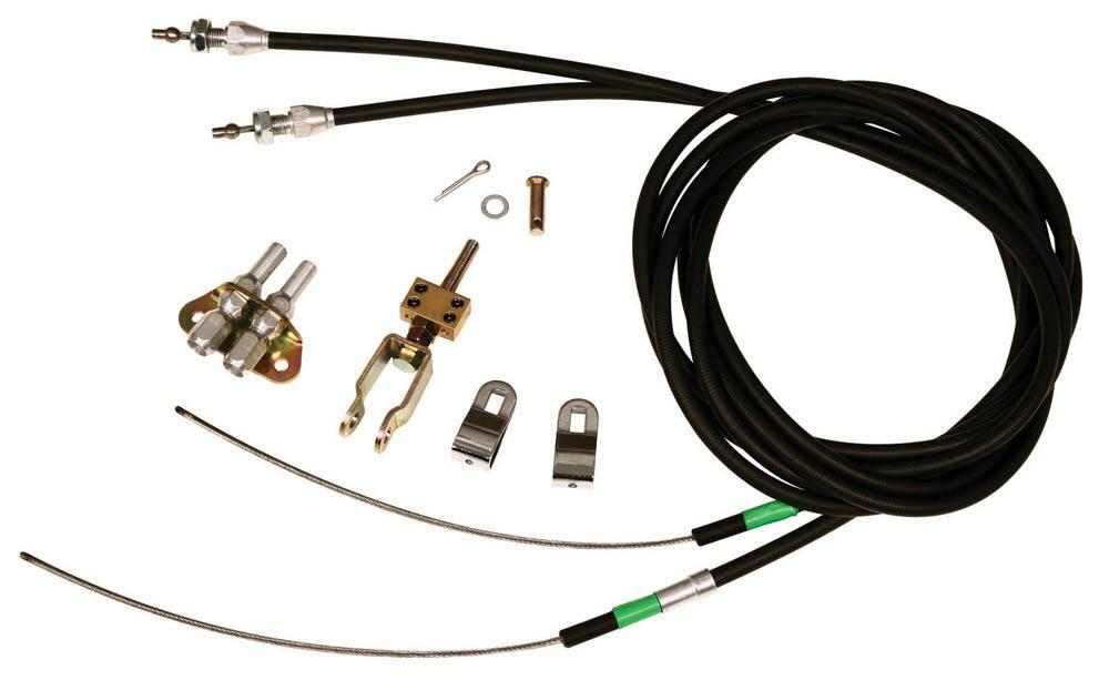 download Emergency Brake Cable Rear 91 Long Except StationWagon Ranchero workshop manual