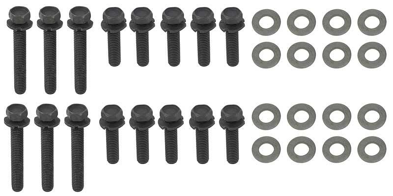 download Exhaust Manifold Bolt Set Ramp Lok 6 Cylinder Ford Mercury workshop manual