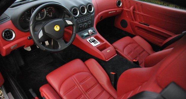 download FERRARI 575M Maranello CAR workshop manual