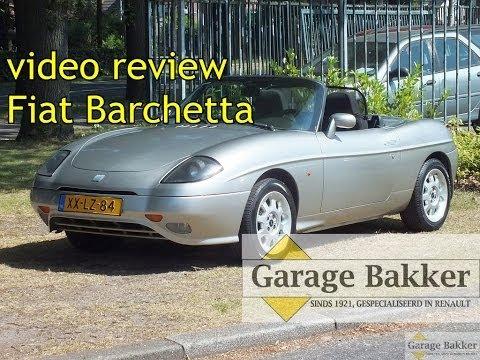 download FIAT BARCHETTA workshop manual
