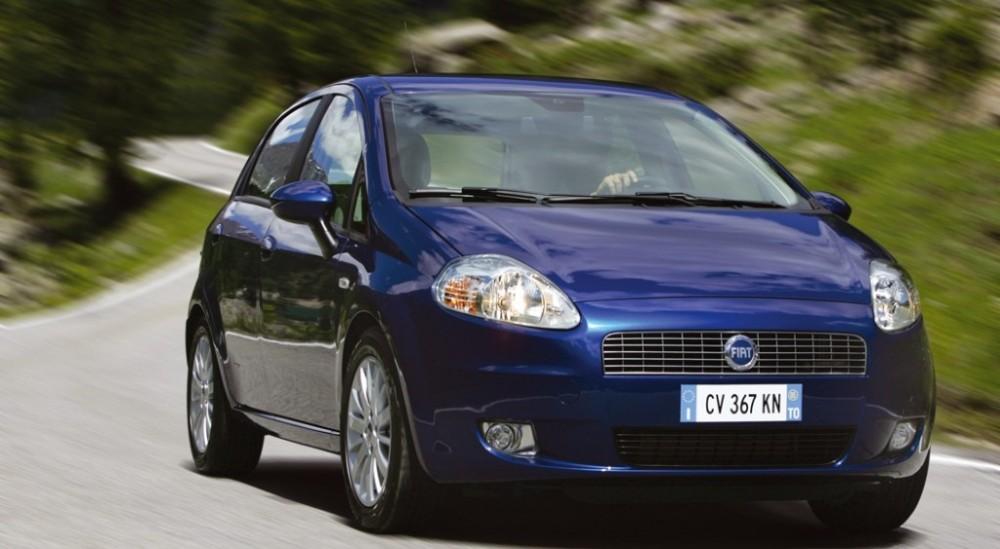 download FIAT GRandE PUNTO workshop manual