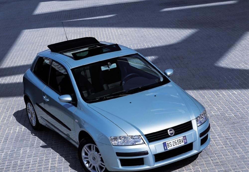 download Fiat STILO workshop manual