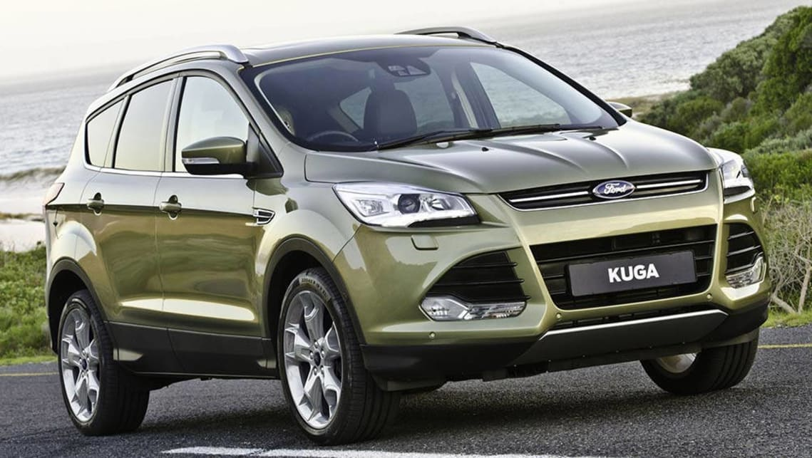 download FORD KUGA With workshop manual