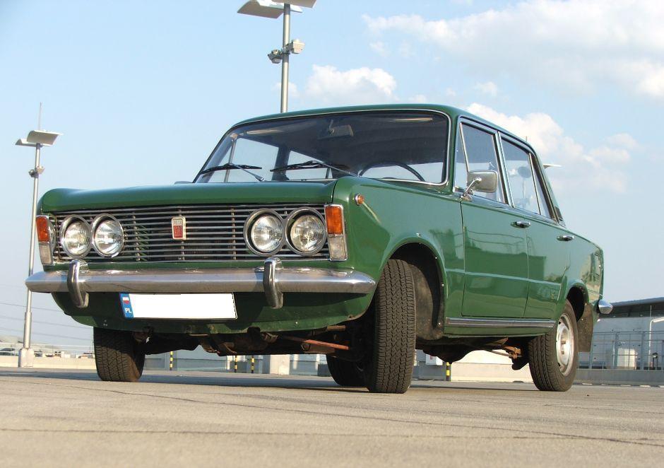 download FSO Fiat 125p workshop manual