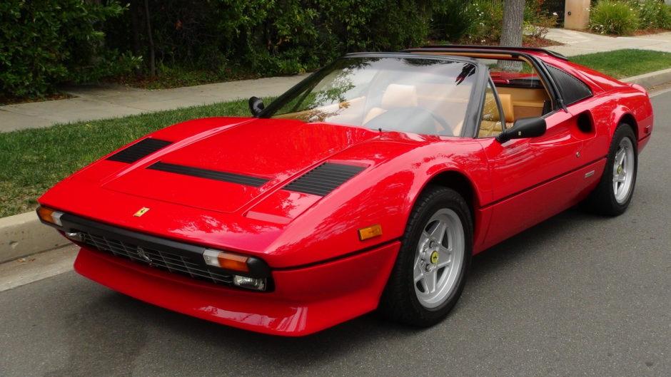 download Ferrari 308QV 328 GTB GTS workshop manual