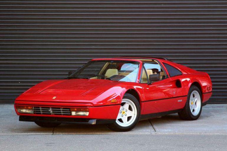 Download Ferrari 328 Gtb 328 Gts Wiring Diagram 1989  U2013 The Workshop Manual Store