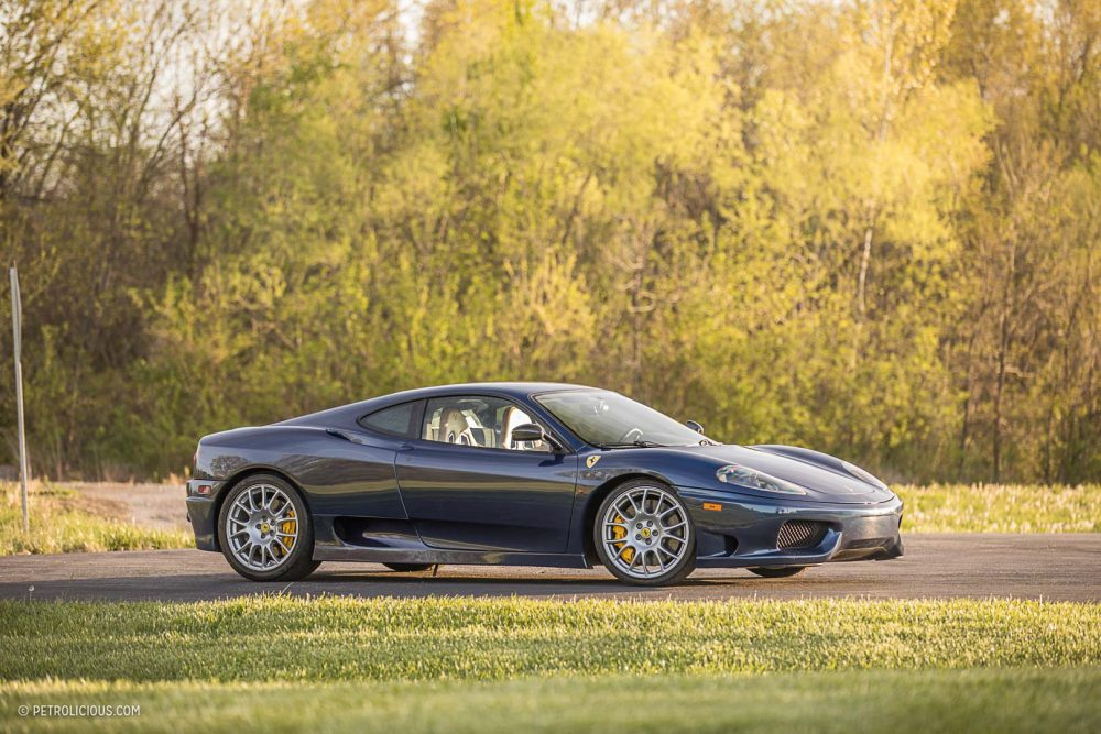 download Ferrari 360 Challenge Stradale workshop manual