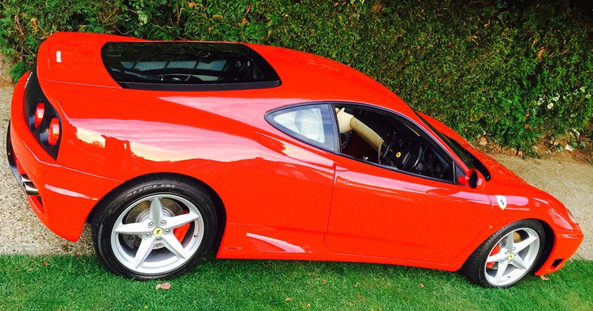 download Ferrari 360 Modena workshop manual