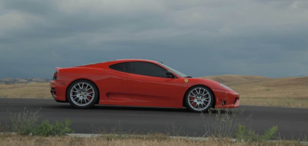 download Ferrari 360 Spider workshop manual