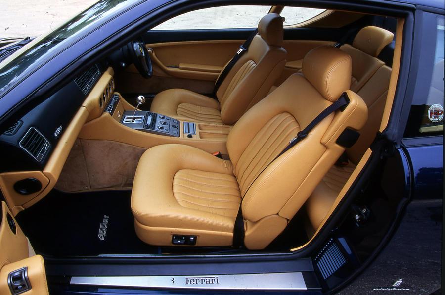 download Ferrari 456 456GT 456M workshop manual