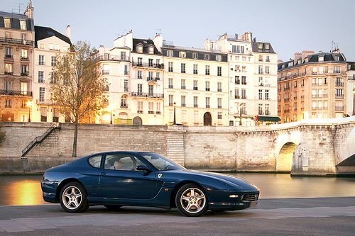 download Ferrari 456M workshop manual