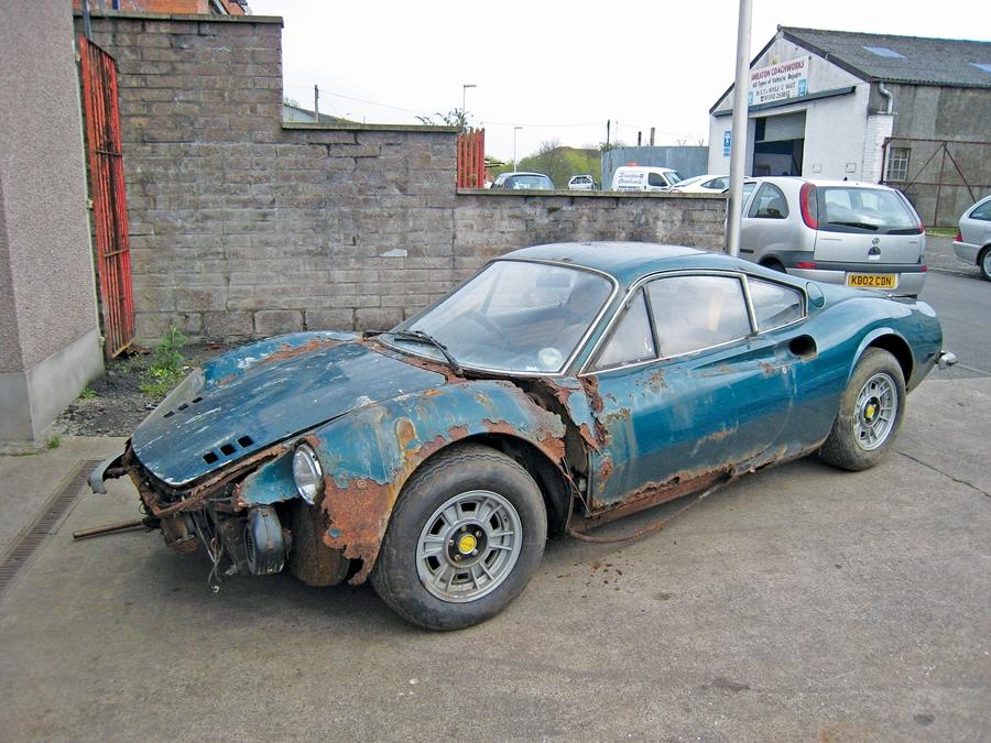 download Ferrari Dino 246 GT GTS workshop manual