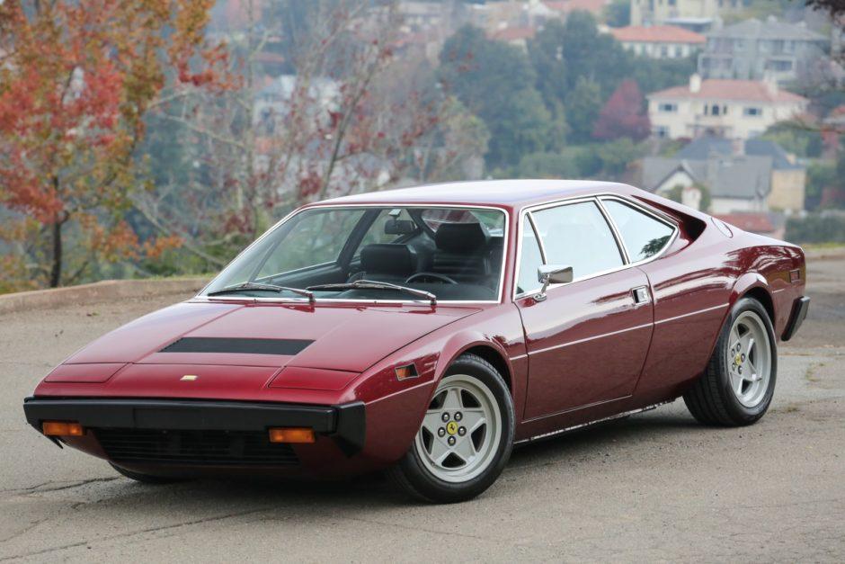 download Ferrari Dino 308 GT4  Original workshop manual