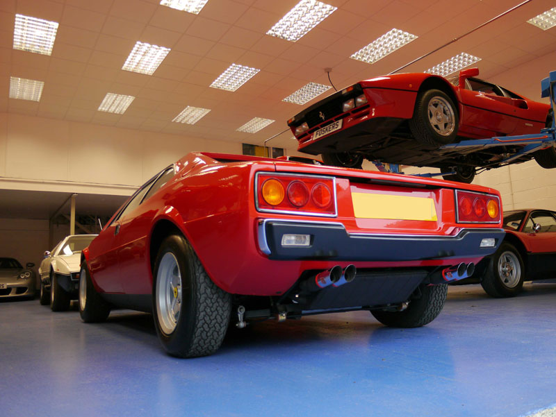 download Ferrari Dino 308 GT4 workshop manual