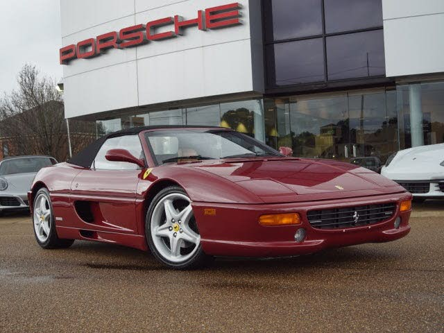 download Ferrari F355 workshop manual