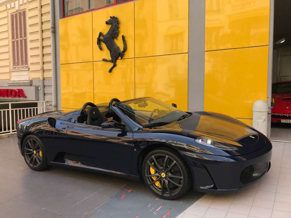 download Ferrari F430 Spider workshop manual