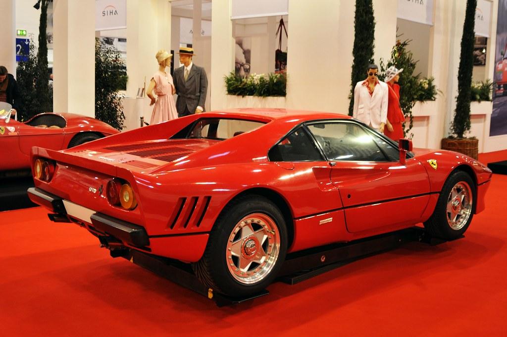 download Ferrari GTO workshop manual