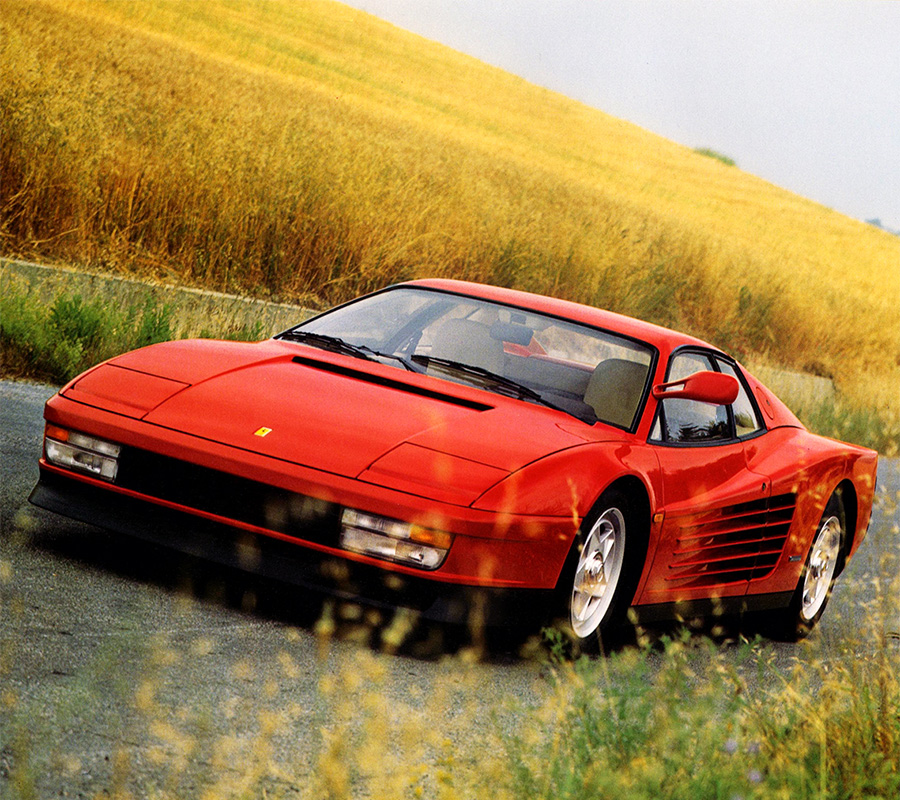download Ferrari Testarossa Supplement Catalytic Converter   1 workshop manual