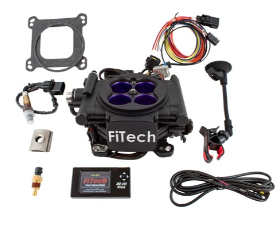 download FiTech MeanStreet Fuel Injection 800 HP Kit Matte Black workshop manual