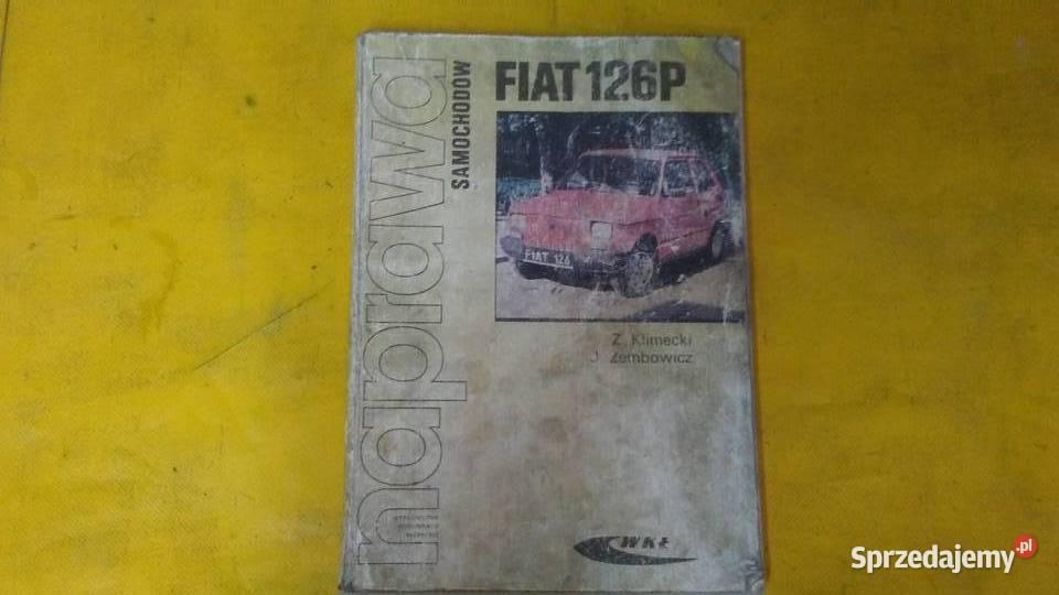 download Fiat 126 Reguluje i naprawiam workshop manual