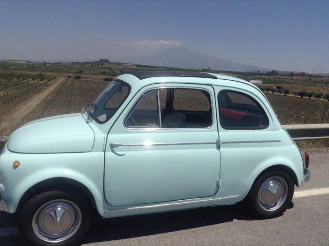download Fiat 500 1964 workshop manual