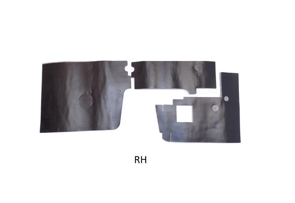 download Firewall Insulation Pad Fastener Rubber workshop manual