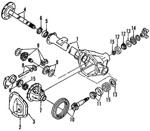 download Ford Aerostar workshop manual
