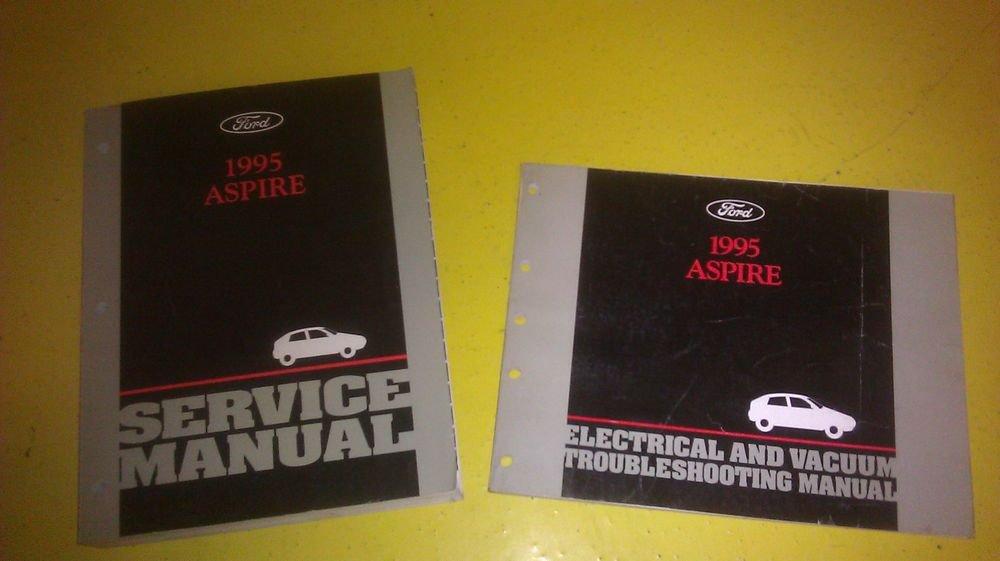 download Ford Aspire workshop manual