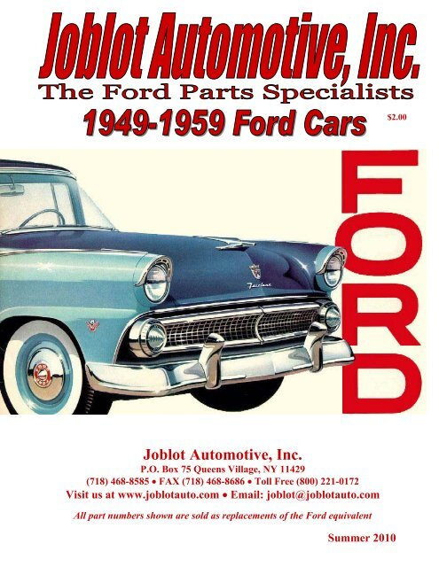 download Ford Car Body Style 51A 76B Frame Clip With Nut 1 7 8 workshop manual