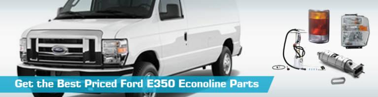 download Ford E 350 Econoline workshop manual