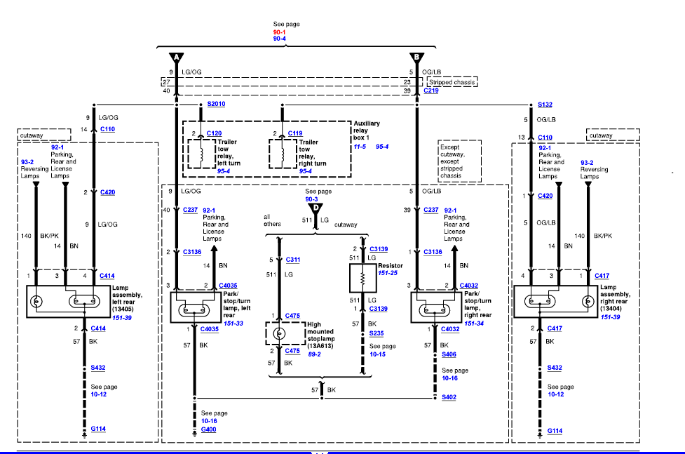 download Ford E250 workshop manual