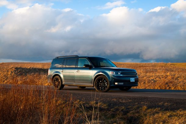 download Ford Flex to workshop manual