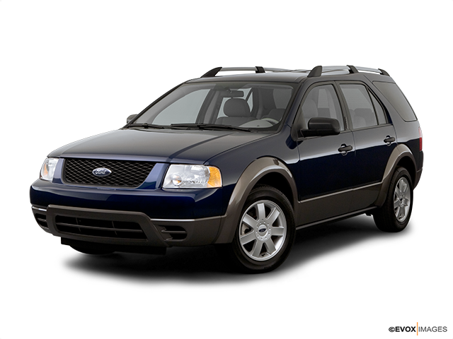 download Ford Freestyle able workshop manual