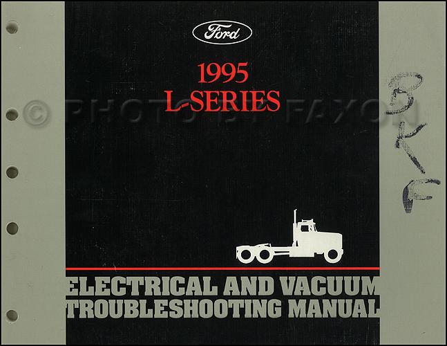 download Ford L Series workshop manual