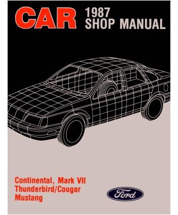 download Ford Mark VII workshop manual