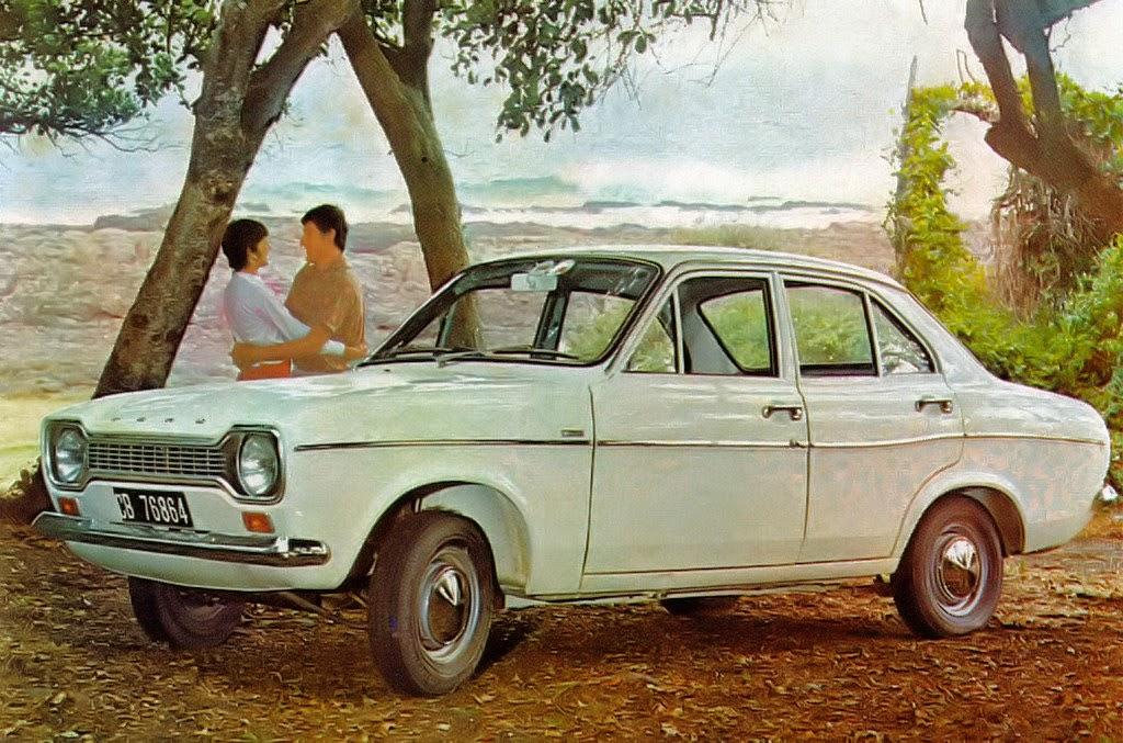 download Ford Orion workshop manual