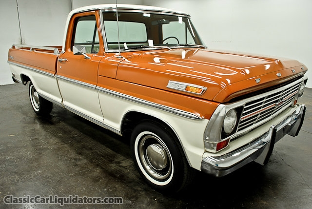 download Ford Pickup Facts Features 32 workshop manual