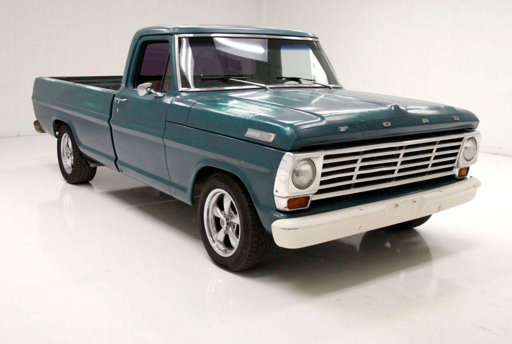 download Ford Pickup Truck Inside Door Handle Plate Nylon F100 Thru F750 workshop manual