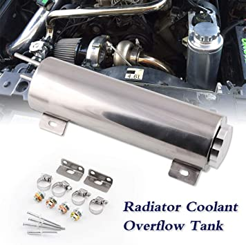 download Ford Pickup Truck Radiator Overflow Tank Polished Stainless Steel 15 Long 1 Pint Capacity workshop manual