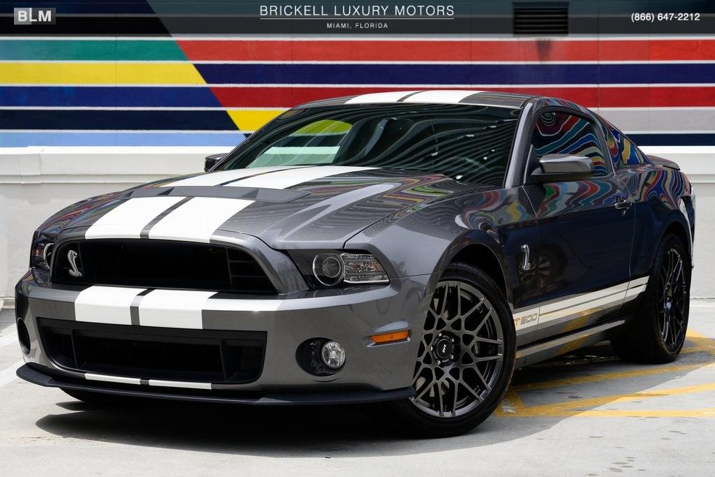 download Ford Shelby GT500 workshop manual
